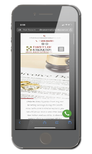 Family Law Phone Website