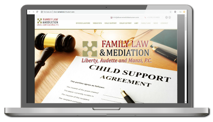 Family Lawyers Website