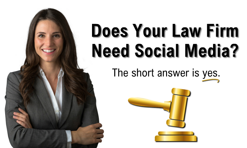 social media management for law firms